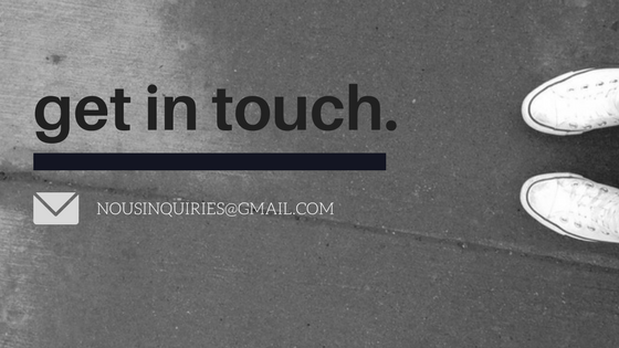 get in touch. (1)